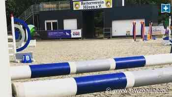 Pferdesport: Springreiter satteln beim RV Höven - Nordwest-Zeitung