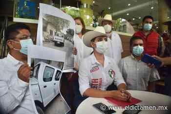 Candidata del PRI en Actopan acusa al OPLE de apoyar a aspirante de Morena - El Dictamen
