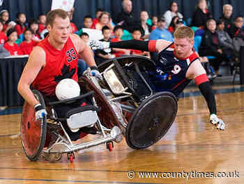Welshpool wheelchair basketball star dreams of Olympic gold - Powys County Times