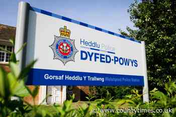 Police launch appeal after cars vandalised on Welshpool forecourt - Powys County Times
