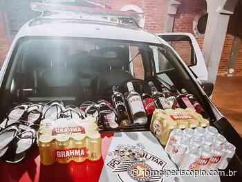Suspeito de furto a supermercado é preso em Itu - Jornal Periscópio