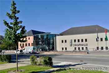 Stadthalle in Limbach-Oberfrohna startet nach Lockdown wieder Kulturprogramm - Freie Presse