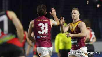 WAFL 2021: Ben Sokol haul sets standard for top team Subiaco in Perth demolition - The West Australian