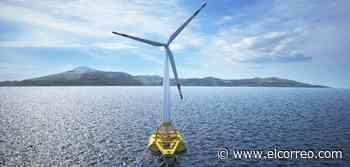 La costa de Armintza albergará el próximo año el primer molino eólico marino de Euskadi - El Correo