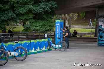 Día Mundial de la bicicleta; Itagüí tiene 11 estaciones EnCicla - Itagüí Hoy