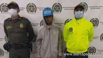 Un hombre que habría asesinado a otro en Itagüí fue enviado a la cárcel - Alerta Paisa