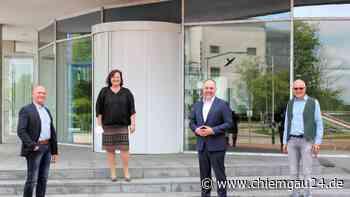 Trostberg: Bärbel Kofler im Dialog mit der AlzChem Group AG - chiemgau24.de