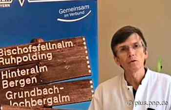 Neue Covid-Therapie an Klinik Trostberg - PNP Plus
