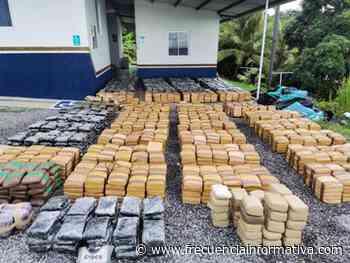 Incautan 3 mil 346 paquetes de droga en Punta Burica - Crónica Roja - frecuenciainformativa.com