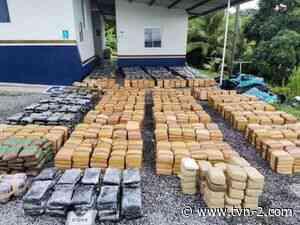 Decomisan más de tres mil paquetes de droga en Punta Burica - TVN Noticias
