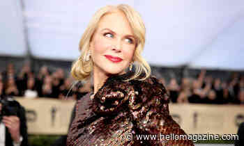 Nicole Kidman causes a stir with latest video fans can't get over - HELLO!