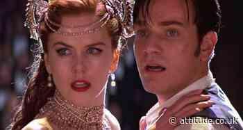 Nicole Kidman shares Moulin Rouge images 20 years on - attitude.co.uk