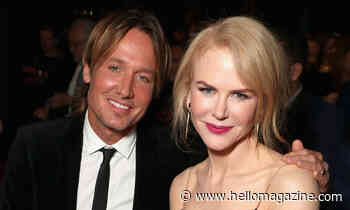 Keith Urban shares moving rare photo of Nicole Kidman and grown-up daughters - HELLO!