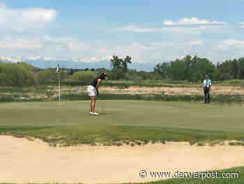 Round 1 results from CoBank Colorado Women's Open at Green Valley Ranch Golf Club - The Denver Post