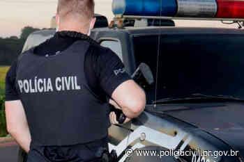 PCPR prende sete armas de fogo e prende suspeito em Arapoti - Polícia Civil do Paraná