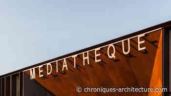 Centre Albert Schweitzer Dammarie-les-Lys signé MAO - Chroniques d'architecture