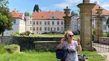 Schlösser, Gärten, Weisheiten: Auf E-Bike-Tour im Wittlager Land - noz.de - Neue Osnabrücker Zeitung
