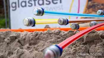 Highspeed-Internet: Bad Essen bekommt Glasfasernetz - noz.de - Neue Osnabrücker Zeitung