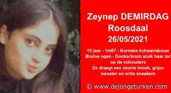 Zeynep Demirdag (15) uit Roosdaal is vermist - - de Jonge Turken
