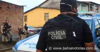 Capela do Alto Alegre: Homem é preso após agredir e sequestrar namorada de 16 anos - Bahia Notícias