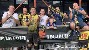 Football : Ahmed Bouzar (Wasquehal) signe à Boulogne plutôt qu'à Valenciennes - La Voix du Nord