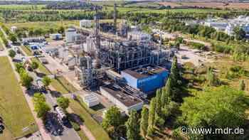 100 neue Arbeitsplätze: In Zeitz entsteht der weltgrößte Standort für recyceltes Motoröl - MDR