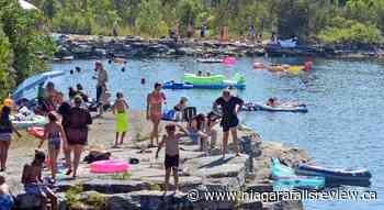 NPCA taking steps to control behaviour at Wainfleet quarry - NiagaraFallsReview.ca