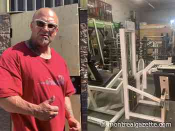 Longueuil man repeatedly defies order to close 'clandestine' gym - Montreal Gazette