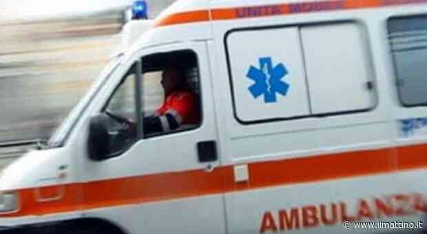 Moto contro auto: muore un centauro 22enne di Acerra - ilmattino.it