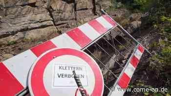 Klettersteig in Werdohl ist bald Geschichte - come-on.de