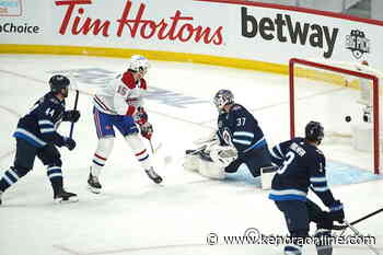 Jets Drop Game One of North Division Final - KenoraOnline.com