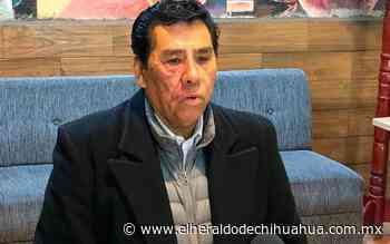 Lamenta Martin Chaparro desaparición de Leobardo Mario Torres - El Heraldo de Chihuahua