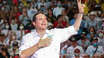 ¡En el Palenque de la Feria Ganadera! Con multitudinario evento, Mario Zamora cierra campaña - LINEA DIRECTA