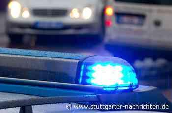 Unfall in Remseck-Aldingen - 96-jähriger BMW-Fahrer zerstört Leitplanke und Brückengeländer - Stuttgarter Nachrichten