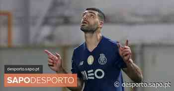"""Taremi quer continuar no Dragão: """"Estou feliz no FC Porto"""" - SAPO Desporto"""