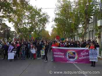 Importantes marchas coparon las calles de San Luis y Villa Mercedes - La Izquierda Diario