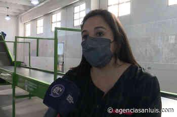 """Natalia Spinuzza: """"El cambio que se está desarrollando en Villa Mercedes es muy importante"""" - Agencia de Noticias San Luis"""