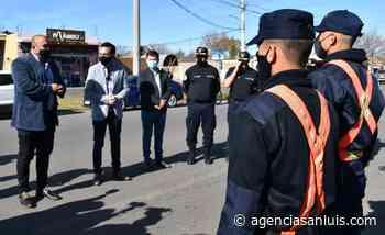 La Policía de Villa Mercedes tendrá pase libre para el transporte público - Agencia de Noticias San Luis