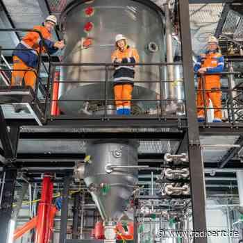 Bergheim: Mehrere Forschungsprojekte bei RWE in Niederaußem - radioerft.de