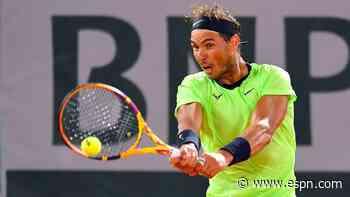 Defending champion Rafael Nadal celebrates 35th birthday with French Open win - ESPN