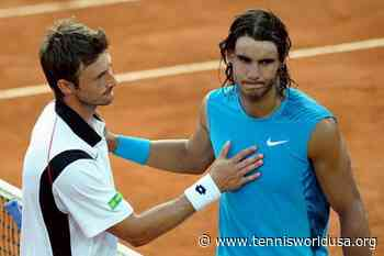 ThrowbackTimes Rome: Rafael Nadal suffers clay loss for second time in 105 matches! - Tennis World USA