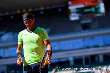 Rafael Nadal matches Roger Federer's Wimbledon performance and moves closer to record - Tennis World USA