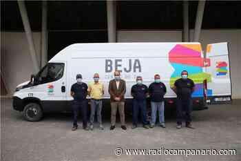 Beja - Autarquia reforça frota municipal com 12 viaturas - Rádio Campanário