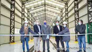 Remedios de Escalada: inauguran la nueva nave de mantenimiento de trenes - Minutouno.com