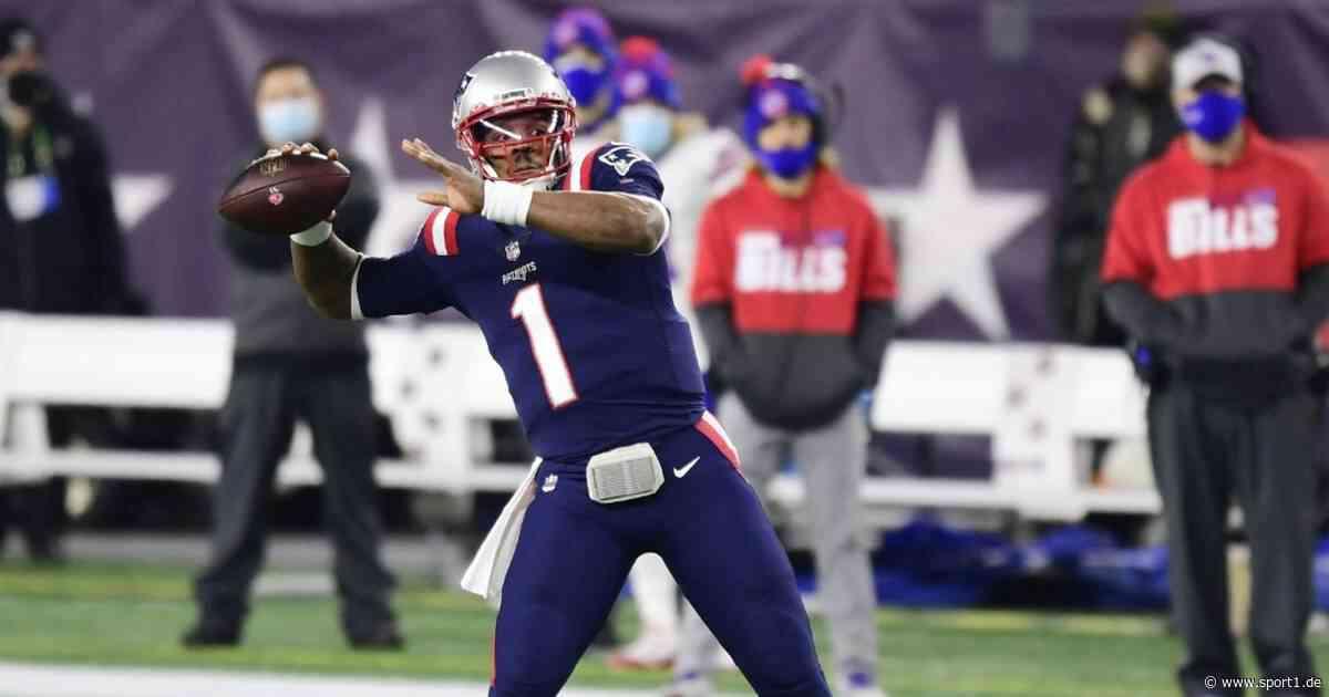 NFL: Cam Newton bleibt offenbar bei New England Patriots - SPORT1