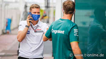 Freundschaft in der Formel 1: Das sagt Mick Schumacher über Sebastian Vettel - t-online.de