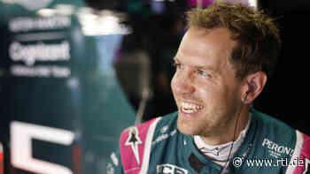 """Formel 1: Sebastian Vettel und Aston Martin engagieren sich im """"Pride Month"""" für LGBTQ-Bewegung - RTL Online"""