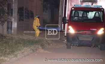 Villa Mercedes: el secretario general de la Uocra asesinó a su expareja y se entregó - El Diario de la República