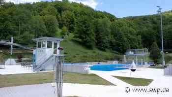 Freibad Eningen: Verhaltener Auftakt zum Saisonstart - SWP