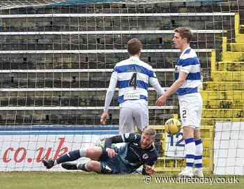 Raith Rovers legend Iain Davidson calls it a day - Fife Today